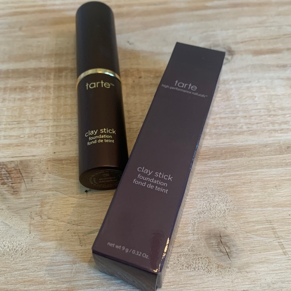 Tarte Other - Tarte Clay Stick Foundation Medium Neutral
